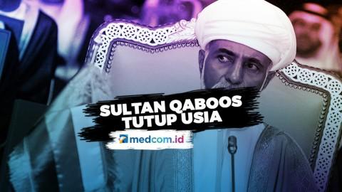 Sultan Qaboos Tutup Usia