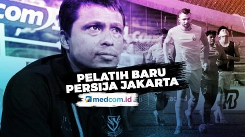 Sergio Farias Pelatih Baru Persija Jakarta