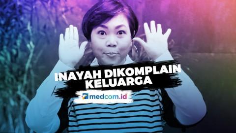 Inayah Wahid Pernah Dikomplain Keluarga karena Penampilan Nyentrik
