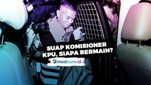 Highlight Prime Talk - Suap Komisioner KPU, Siapa Bermain?