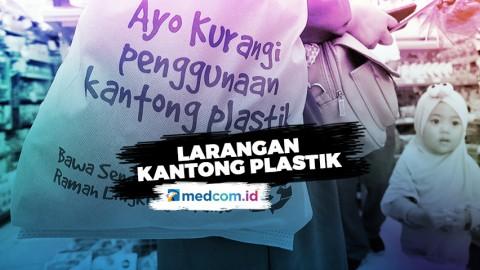 Sanksi Larangan Kantong Plastik Merugikan