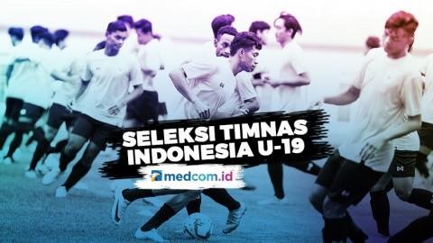 Menpora Tinjau Langsung Seleksi Timnas Indonesia U-19