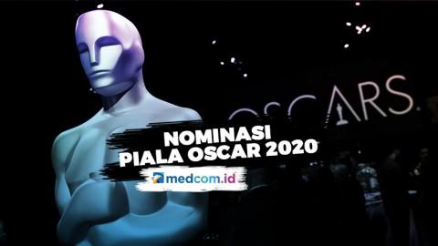 Siapakah yang Akan Boyong Piala Oscar 2020?