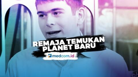 Remaja 17 Tahun Temukan Planet Baru