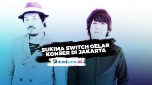 Sukima Switch akan Konser Tunggal di Jakarta