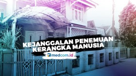 Kejanggalan pada Temuan Kerangka Manusia di  Bandung