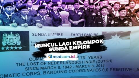 Muncul Lagi Kelompok Bernama Sunda Empire
