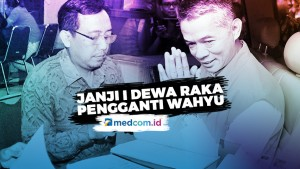 Highlight Prime Talk  - Janji I Dewa Raka Pengganti Wahyu Setiawan