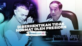 Jokowi Berhentikan Wahyu Setiawan Secara Tidak Hormat