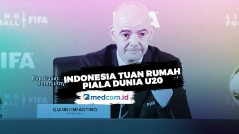 Piala Dunia U-20 Dimanfaatkan Jadi Ajang Promosi Indonesia