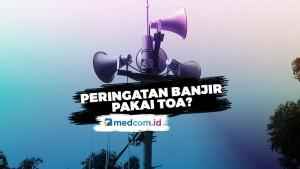 Highlight Primetime News - Peringatan Banjir Pakai Toa, Efektifkah?