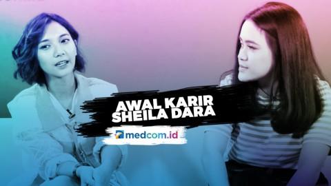 Sheila Dara Awali Karir dengan Bermusik
