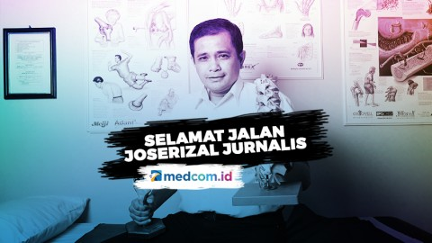 Pendiri MER-C Joserizal Jurnalis Tutup Usia