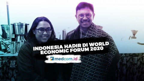 Indonesia Hadir Di World Economic Forum 2020