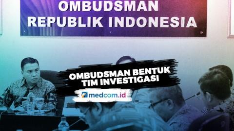 Ombudsman RI Bentuk Tim Investigasi Kasus Jiwasraya