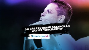 LA Galaxy Resmi Datangkan Javier