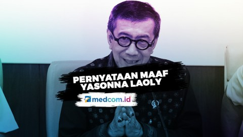 Pernyataan Maaf Yasonna Laoly Terkait Tanjung Priok