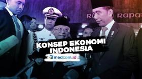 Ekonomi Indonesia Masih Alami Turbulensi di 100 Hari Kabinet Jokowi