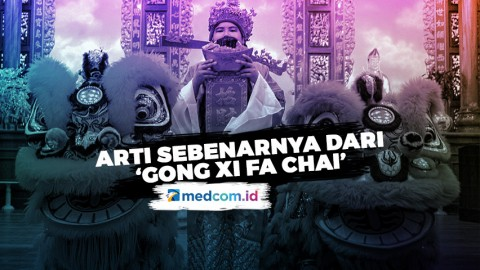 Arti dari Ucapan Gong Xi Fa Chai yang Sebenarnya