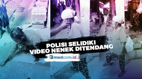 Viral Video Nenek Ditendang, Polisi Lakukan Penyelidikan