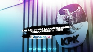 KPK dan Dewas Adakan Pertemuan Dengan Komisi III DPR RI
