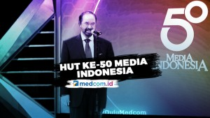 Surya Paloh Ceritakan Pengalaman Merintis Media