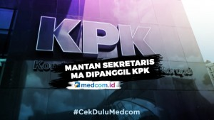 Mantan Sekretaris MA Nurhadi Kembali Dipanggil KPK