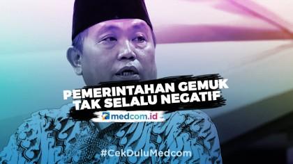 Arief Poyuono Samakan Kabinet Gemuk Jokowi dengan Atlet Sumo