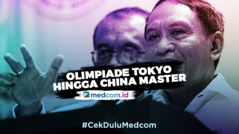 Zainudin Amali Ungkap Persiapan Olimpiade Tokyo hingga China Master 2020