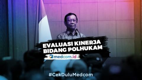 Highlight Prime Talk - 100 Hari Jokowi-Ma'ruf: Evaluasi Kinerja Bidang Polhukam