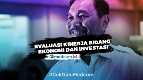Highlight Prime Talk - 100 Hari Jokowi-Ma'ruf: Evaluasi Kinerja Bidang Ekonomi dan Investasi