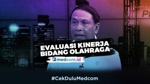Highlight Primetime News - 100 Hari Jokowi-Ma'ruf: Evaluasi Kinerja Bidang Olahraga