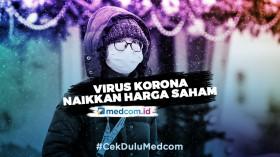 Virus Korona Naikkan Harga Saham Perusahaan Farmasi