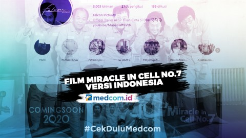Bocoran Pemain Film Miracle in Cell No.7 Versi Indonesia