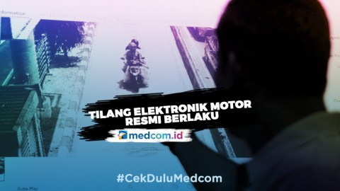 Tilang Elektronik Sepeda Motor Berlaku