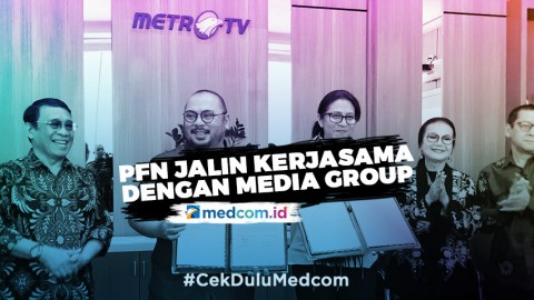 Media Group Jalin Kerjasama Dengan PFN
