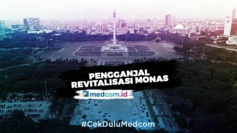 Pengganjal Revitalisasi Monas