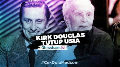 Kirk Douglas Meninggal Dunia di Usia 103 Tahun