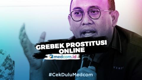Andre Rosiade Grebek Prostitusi Online
