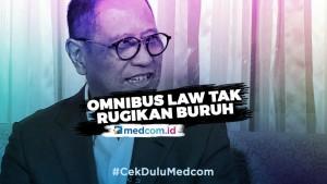 Soal Omnibus Law, DPR: Pemerintah Pasti Memikirkan Masyarakat