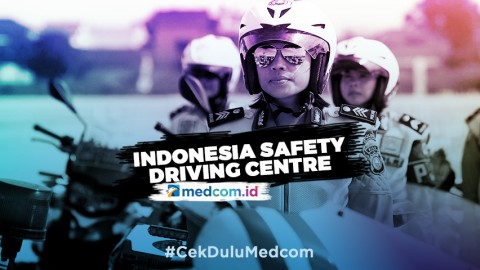 Kapolri Resmikan Indonesia Safety Driving Centre