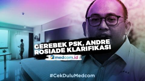 Highlight Prime Talk - Gerebek PSK, Andre Rosiade Klarifikasi