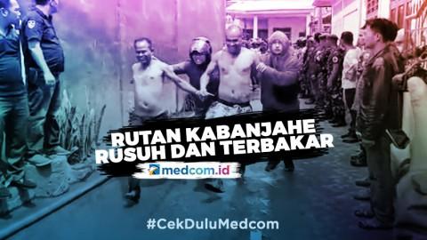 Rutan Kabanjahe Ricuh, Napi Dievakuasi ke Polres Karo