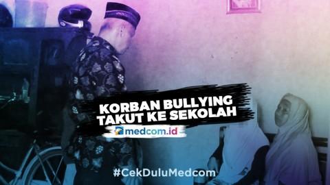 Korban Bullying di Purworejo Takut ke Sekolah