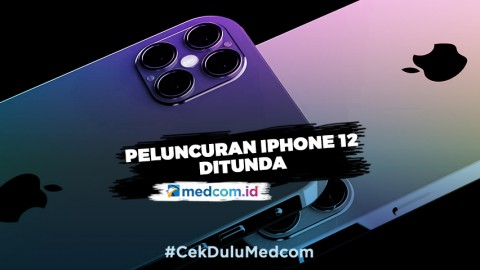 Akibat Virus Korona, Peluncuran iPhone 12 Ditunda