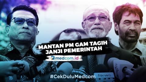 Mantan PM GAM Tagih Janji Pemerintah