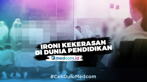 Highlight Primetime News Metro TV - Ironi kekerasan Di Dunia Pendidikan