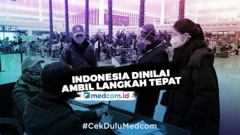 WHO: Pemerintah Indonesia Ambil Langkah yang Tepat