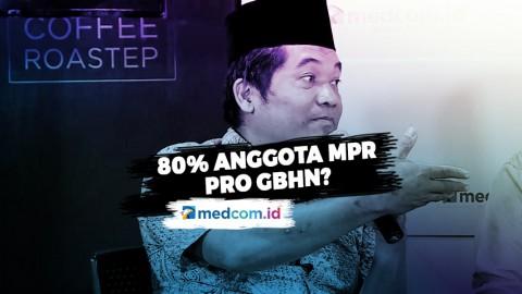 Ray Rangkuti: Bahaya, Kini 80% Anggota MPR Pro GBHN