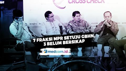 Syarief Hasan: 7 Fraksi MPR Setuju GBHN, 3 Belum Bersikap
